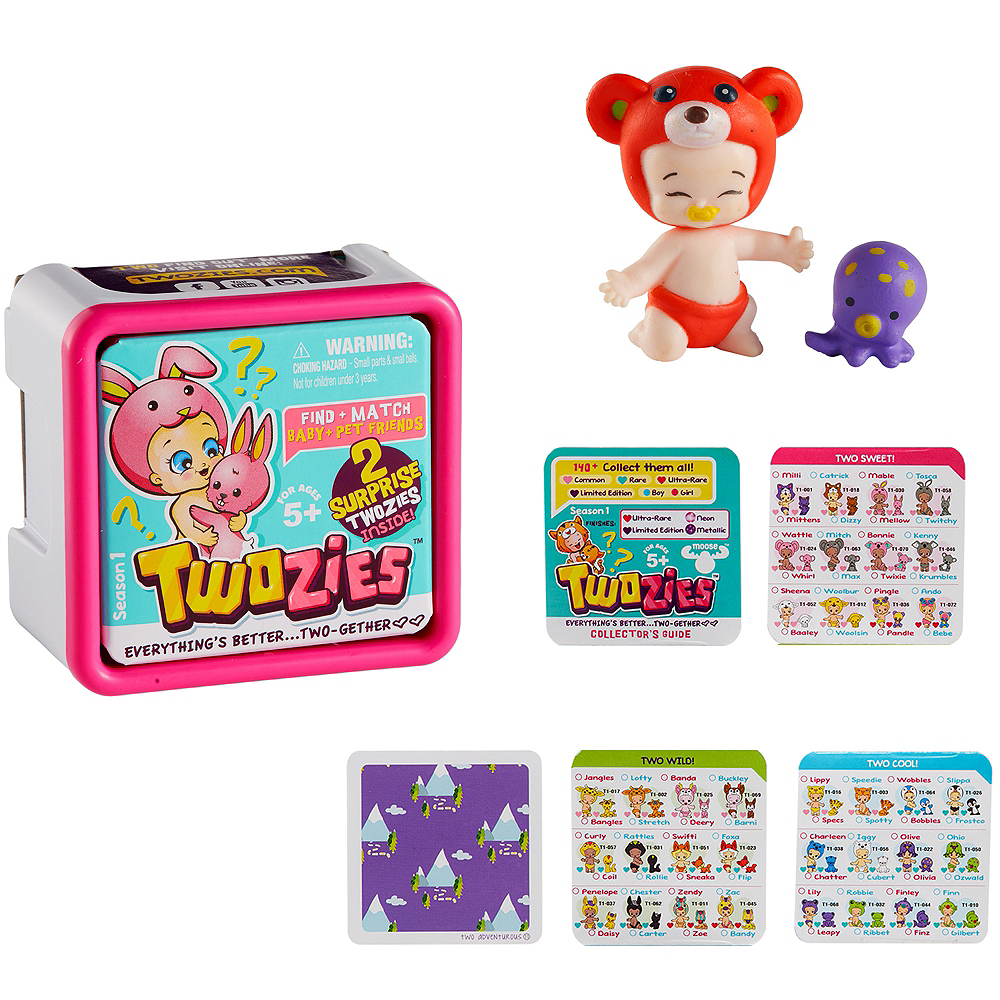 Twozies Dolls Mystery Pack Image #1