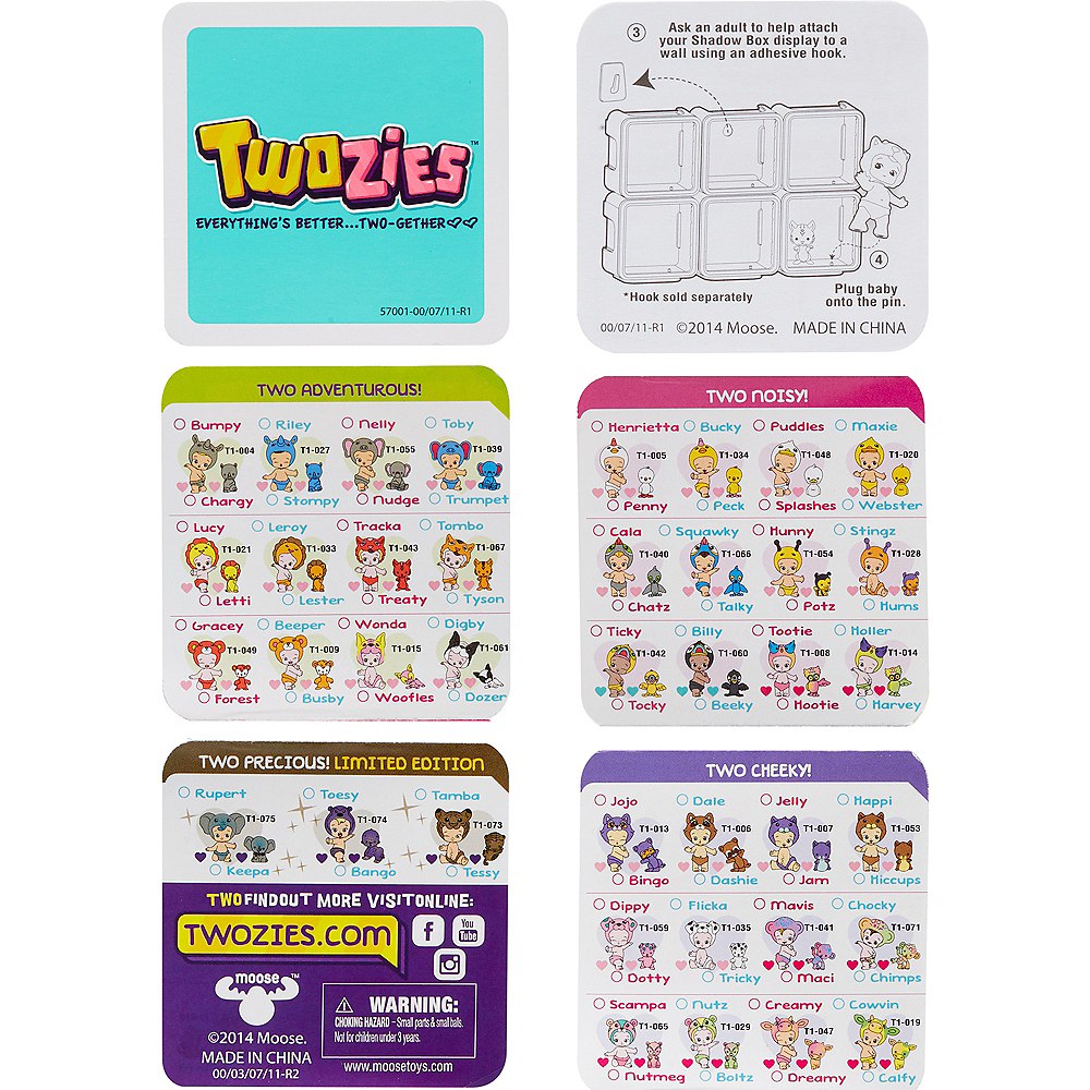 Twozies Dolls Mystery Pack Image #2