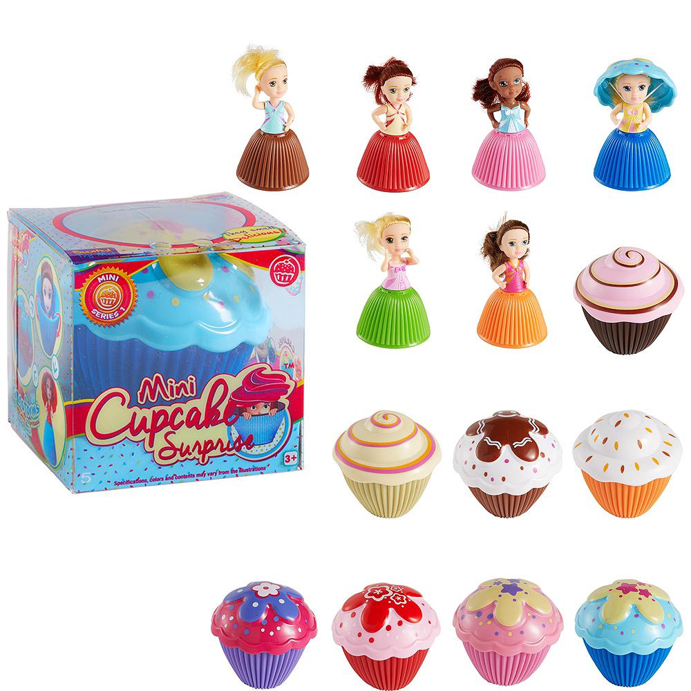Mini Surprise Cupcake Doll Image #1