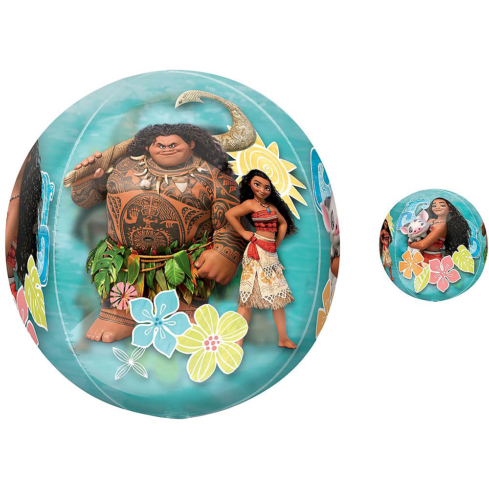 Moana Balloon - Orbz Image #1