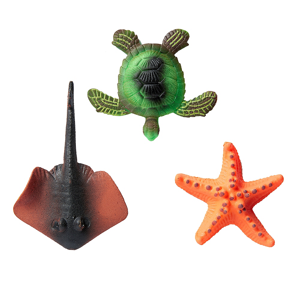 Ocean Animal Magic Grow Toy Image #1