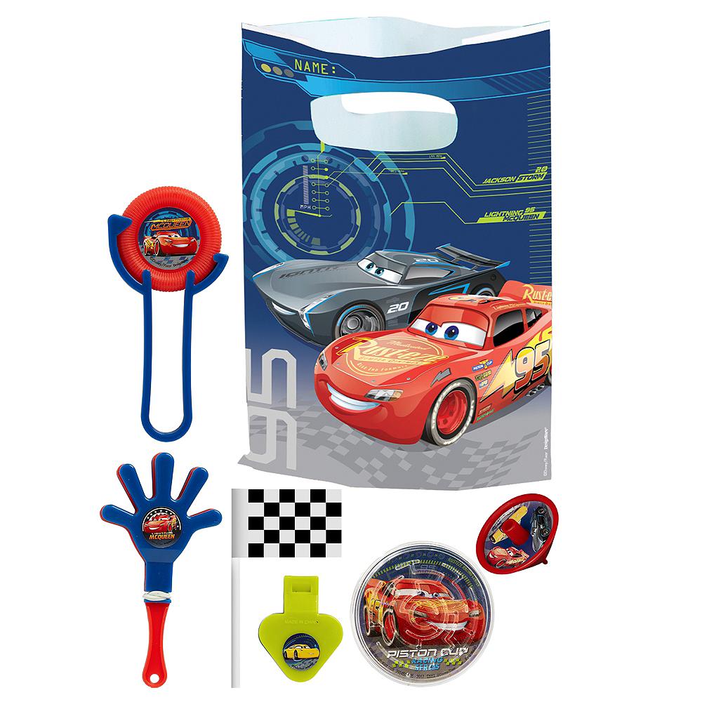 Cars 3 Basic Favor Kit for 8 Guests Image #1