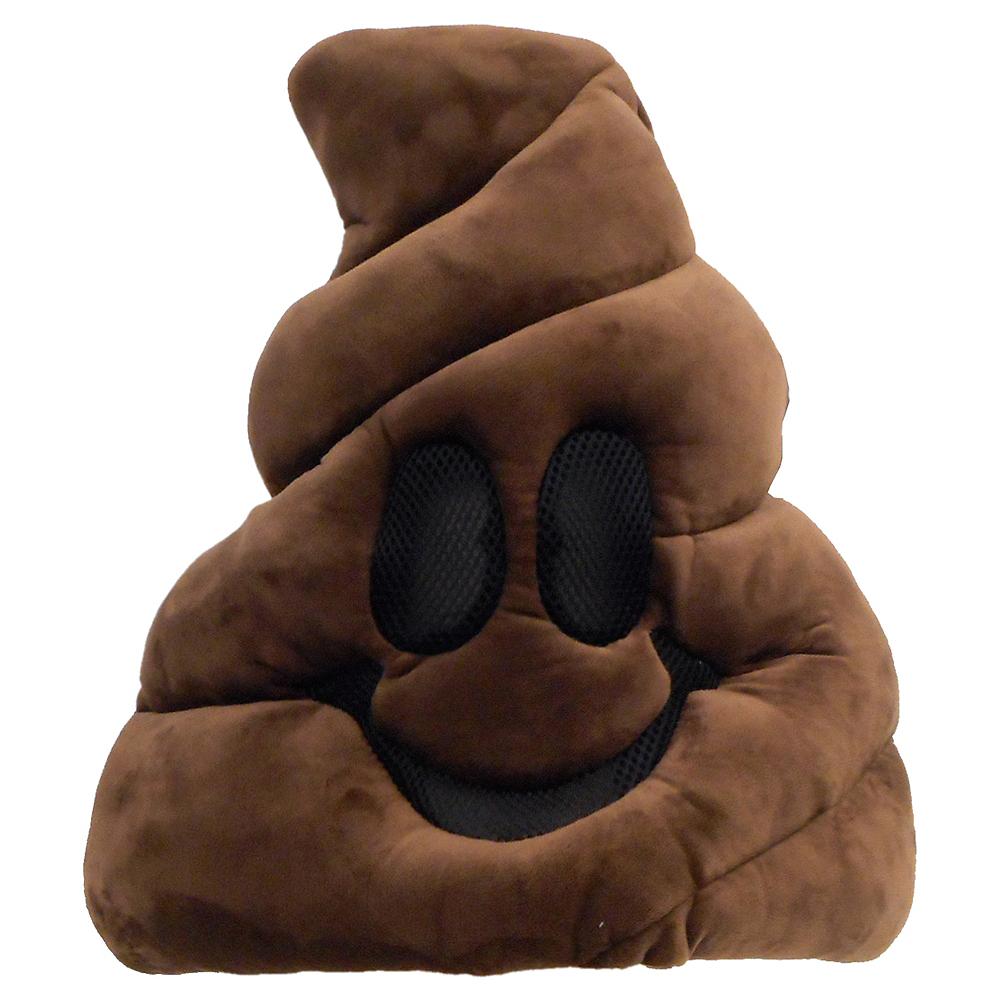 Oversized Poop Icon Mask Image #1