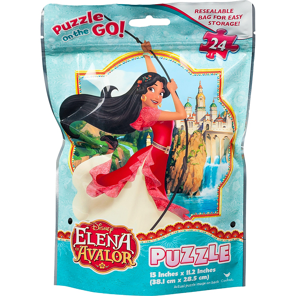 Elena of Avalor Puzzle Bag 24pc Image #1