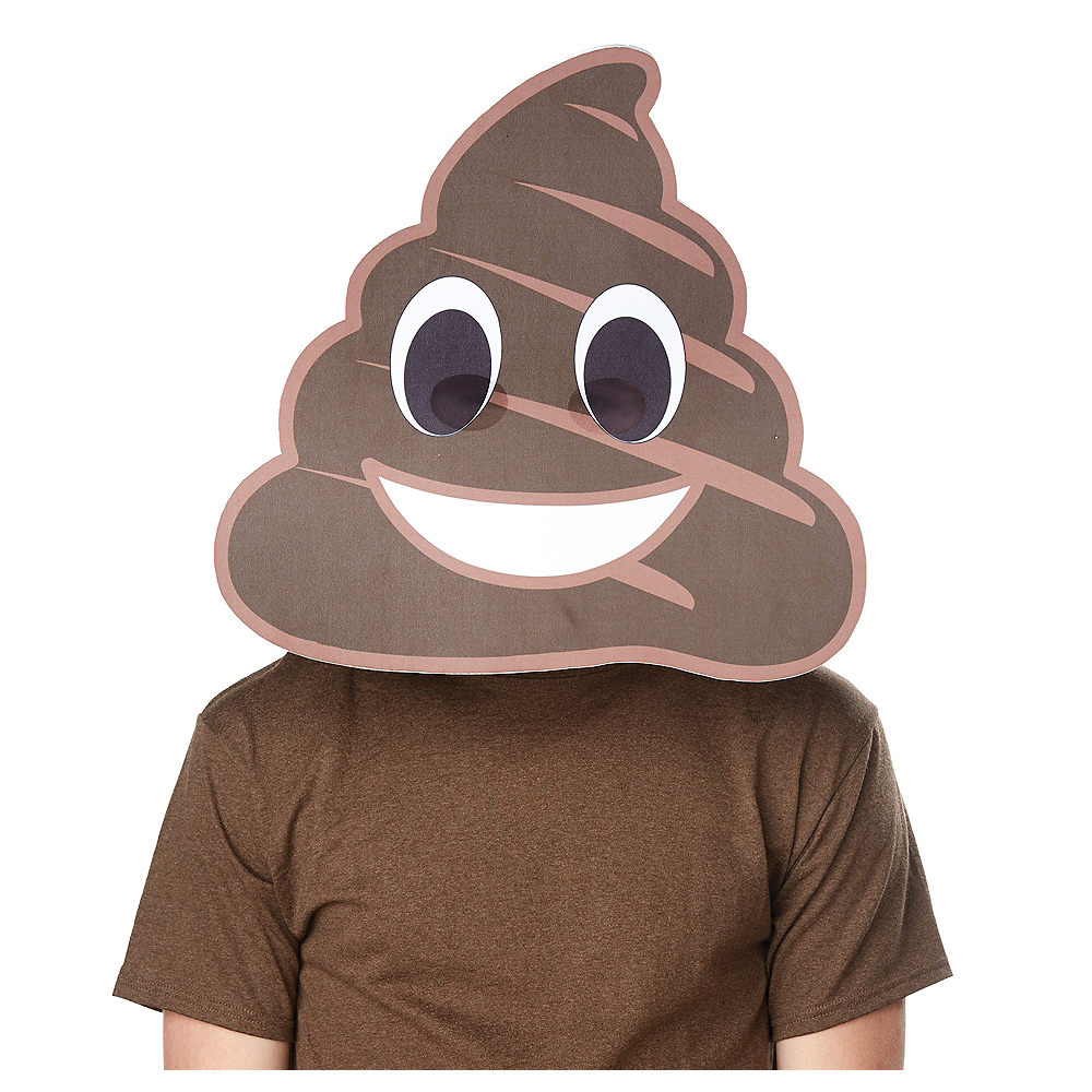 Adult Poop Icon Mask Image #1