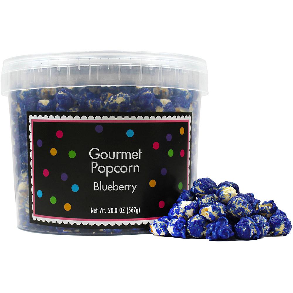Blueberry Gourmet Popcorn Image #1