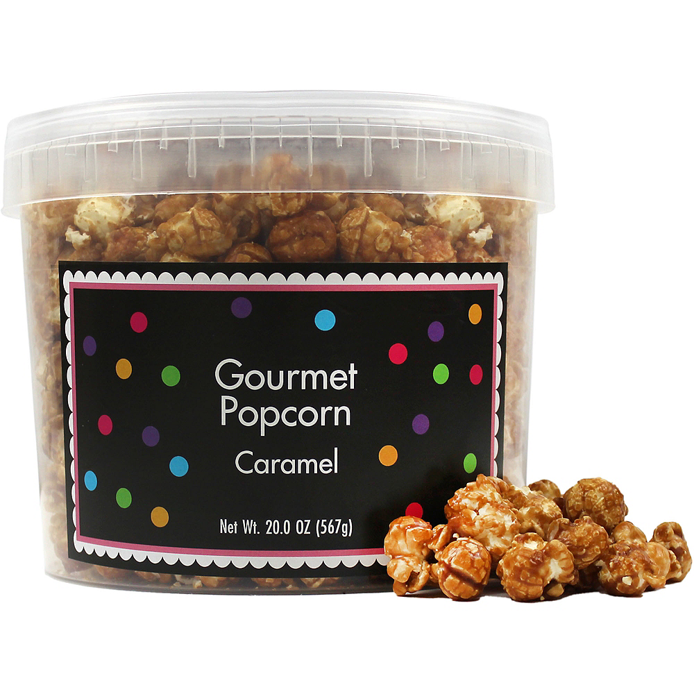 Caramel Gourmet Popcorn Image #1