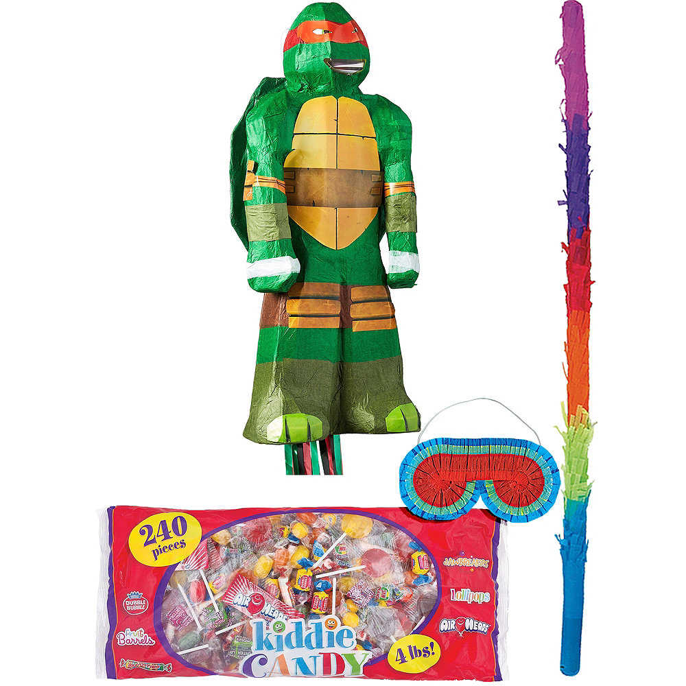 Raphael Pinata Kit - Teenage Mutant Ninja Turtles Image #1
