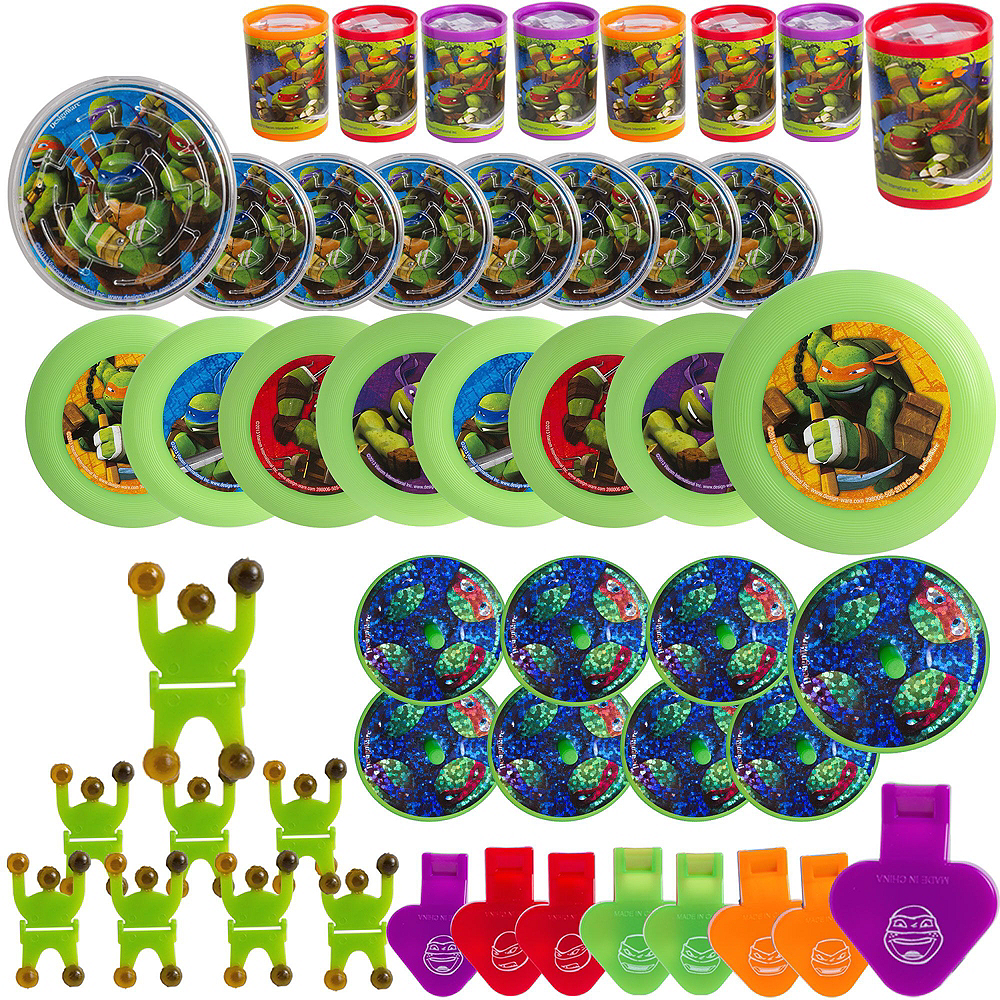 Donatello Pinata Kit with Favors - Teenage Mutant Ninja Turtles Image #4