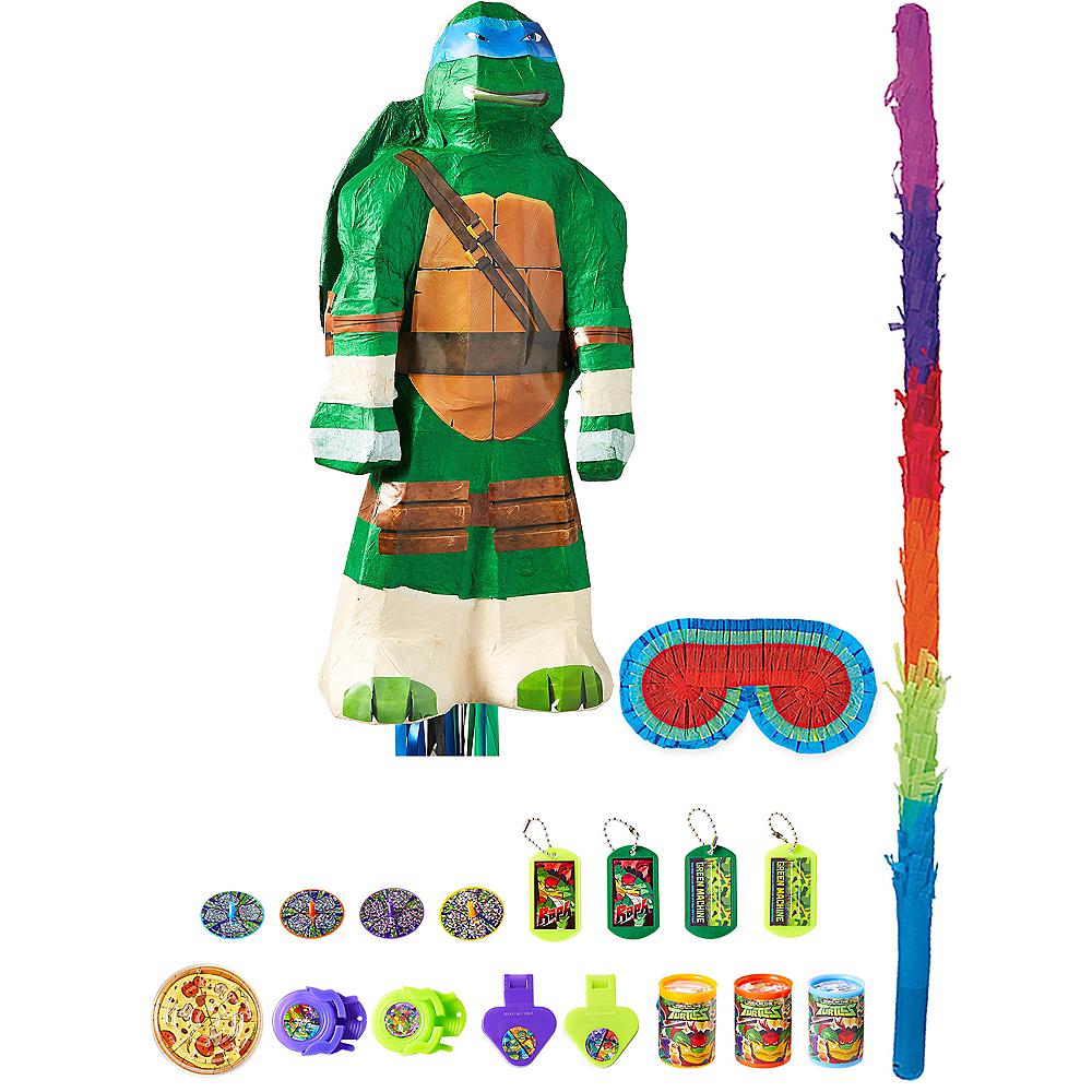 Leonardo Pinata Kit with Favors - Teenage Mutant Ninja Turtles Image #1