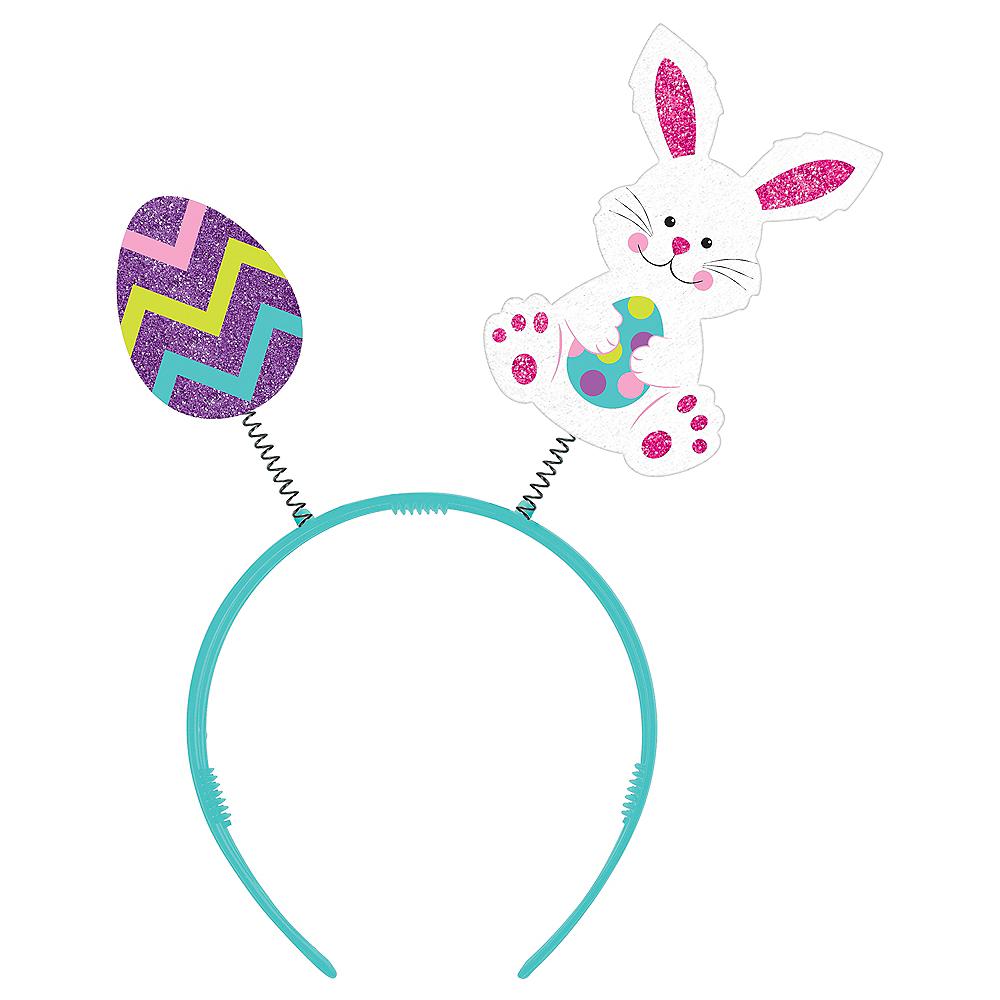Glitter Easter Head Bopper Image #1