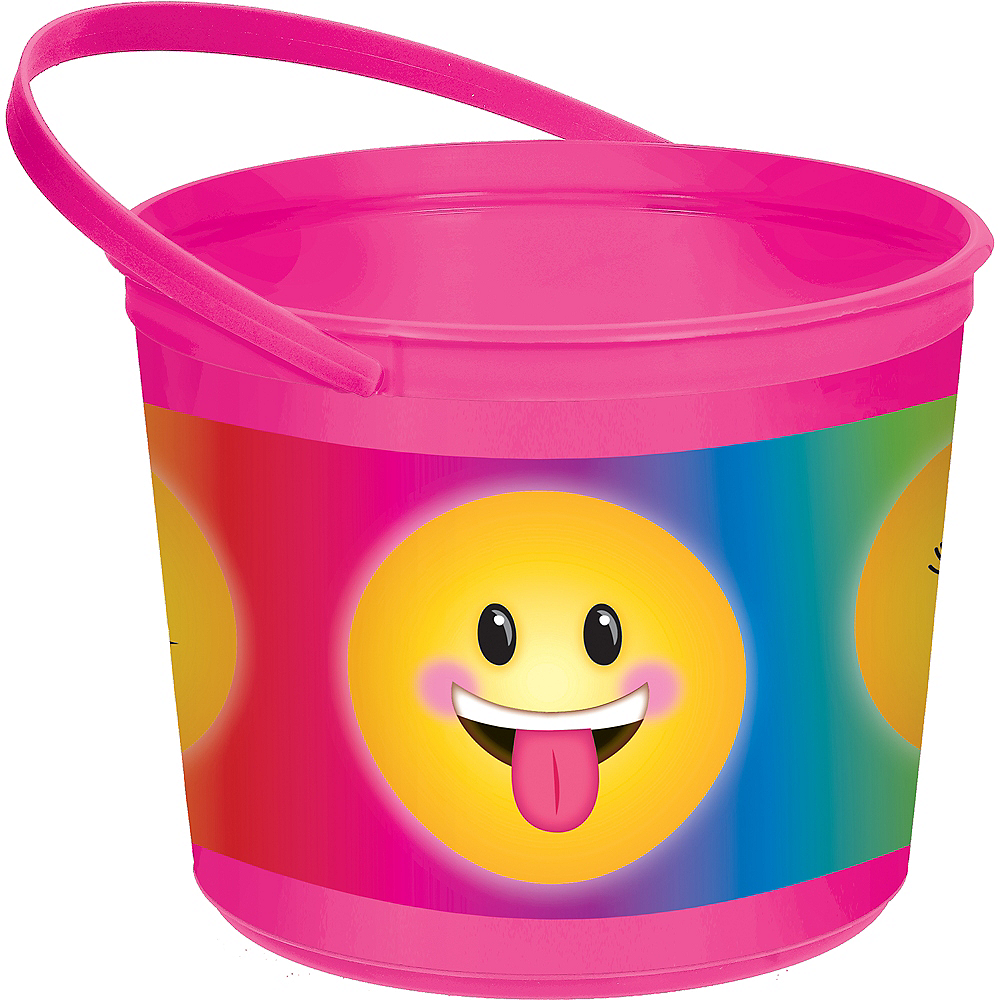 Smiley Bucket Image #1