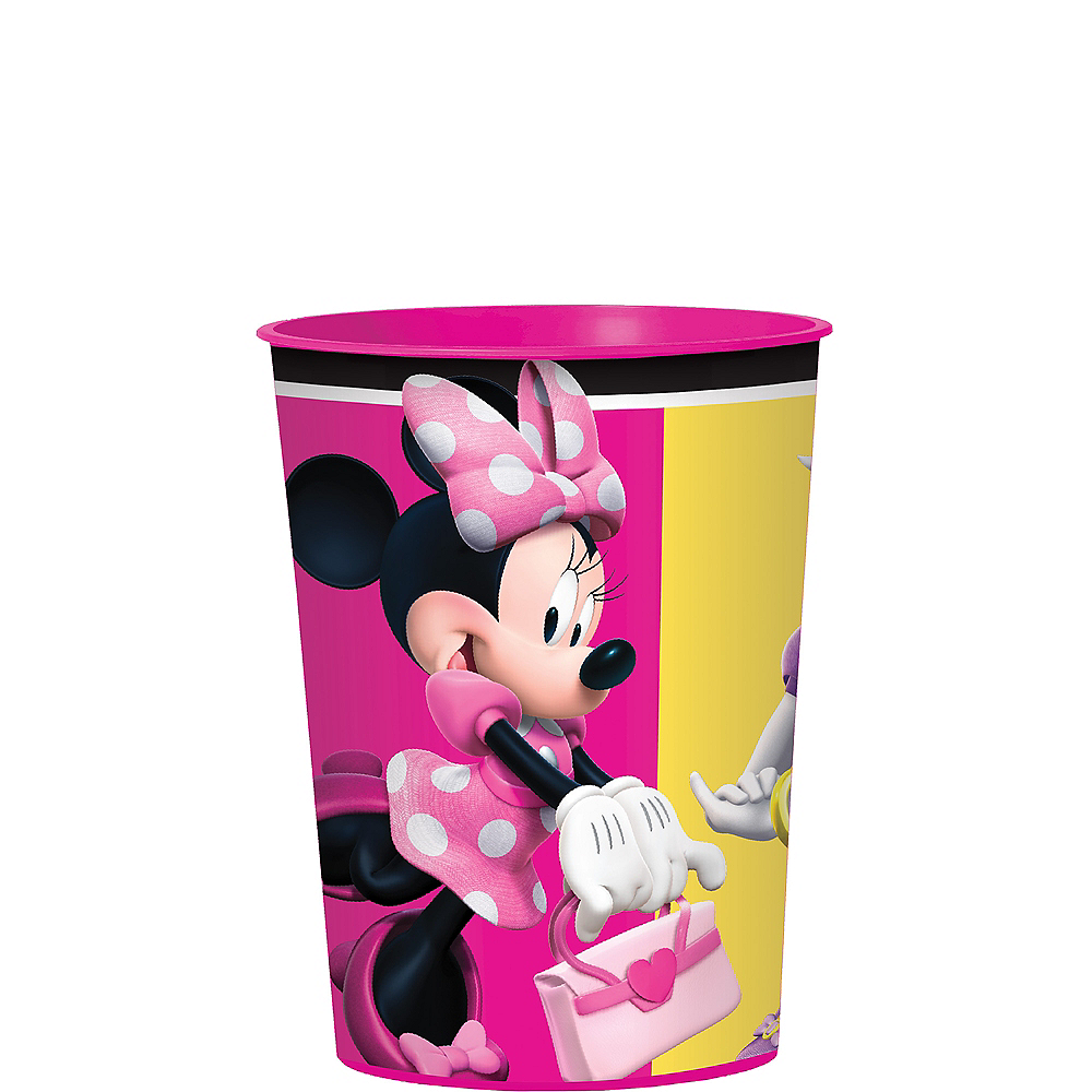 Minnie Mouse Favor Cup 16oz | Party City
