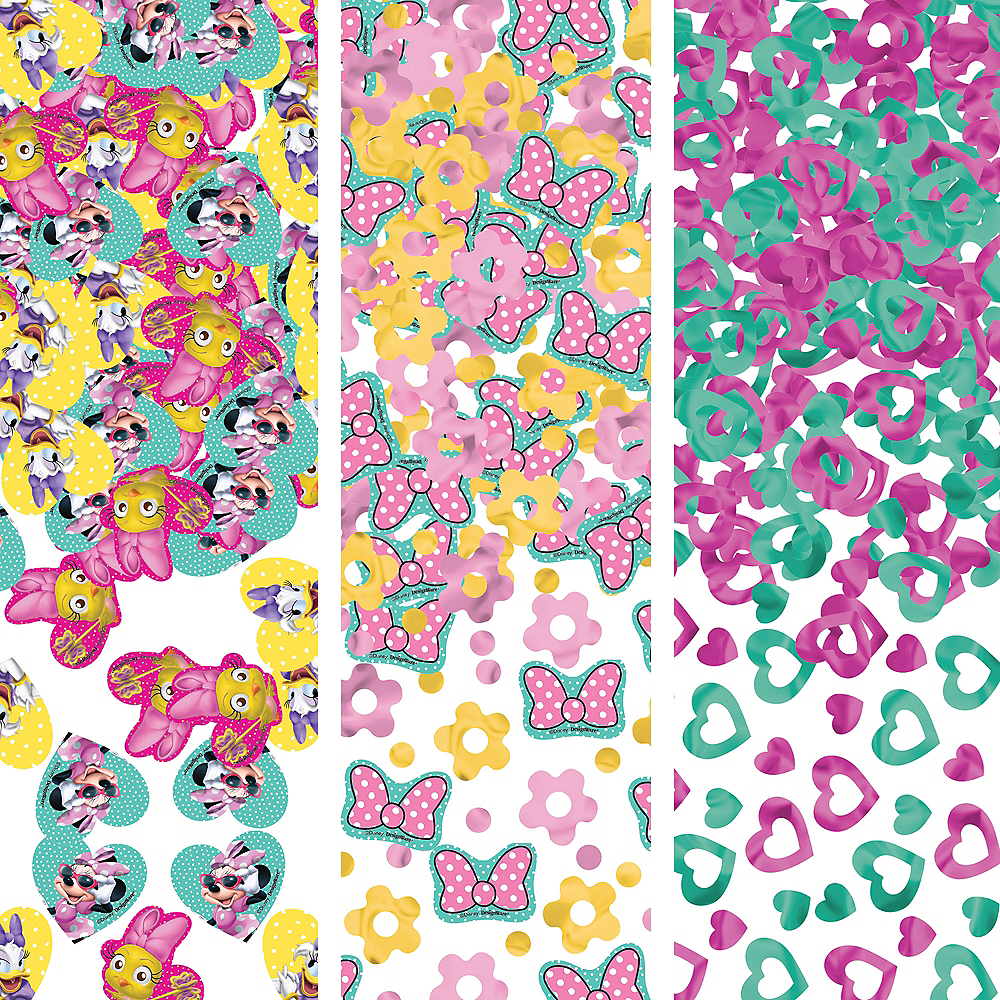 Minnie Mouse Confetti Image #1