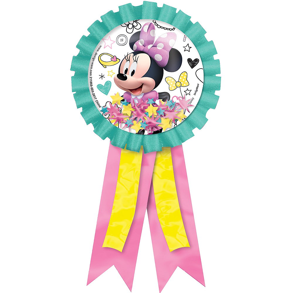 Minnie Mouse Award Ribbon Image #1