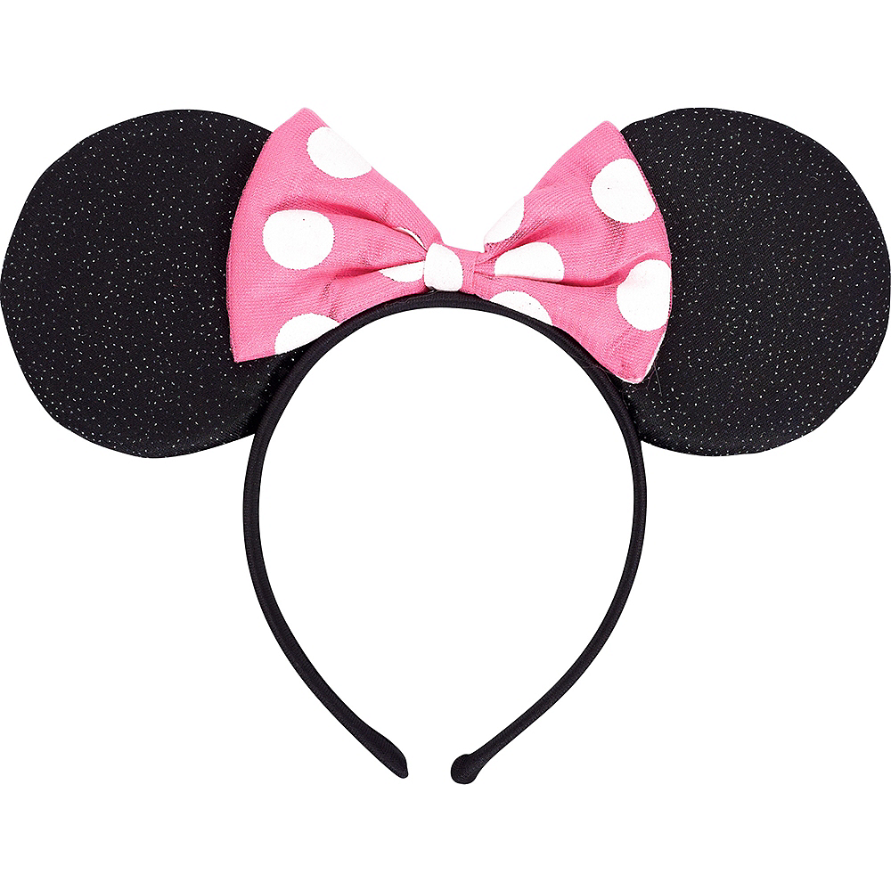 Nav Item for Minnie Mouse Headband Image #1