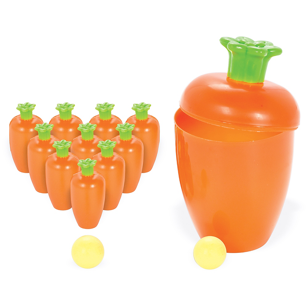 Nav Item for Carrot Bowling Set 13pc Image #1