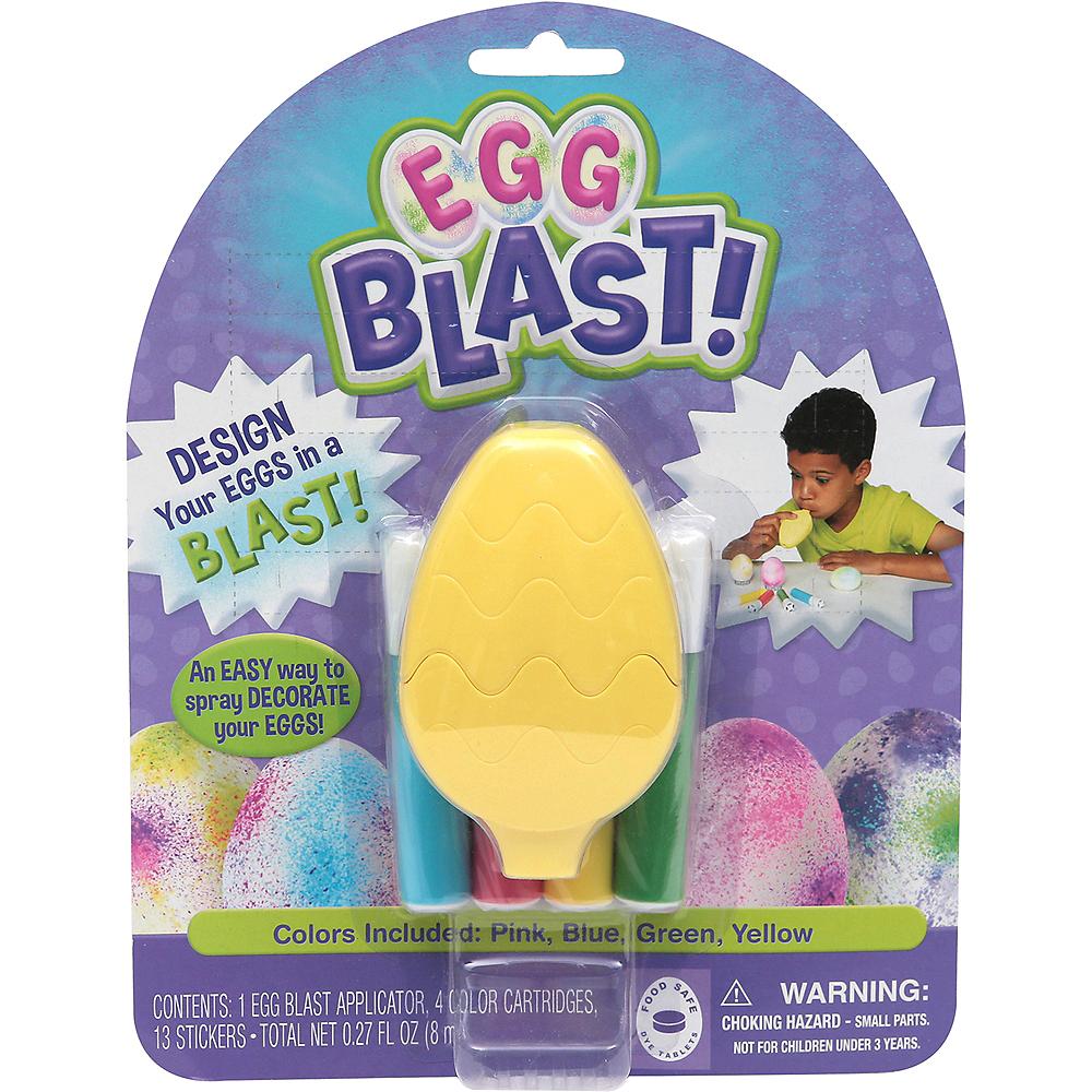 Egg Blast Easter Egg Painting Kit 25pc Image #1