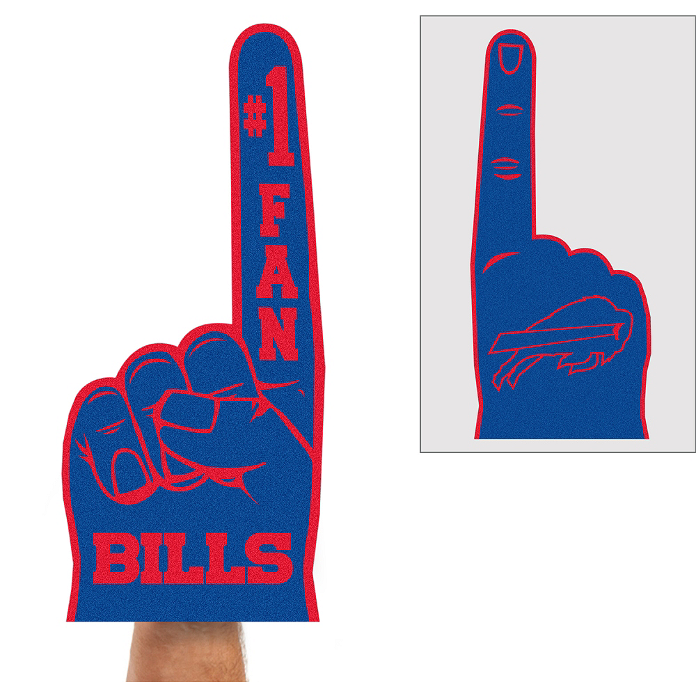 Nav Item for Buffalo Bills Foam Finger Image #1