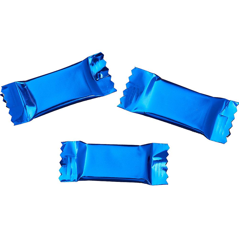 Royal Blue Milk Chocolate Mini Bars 72ct Image #2