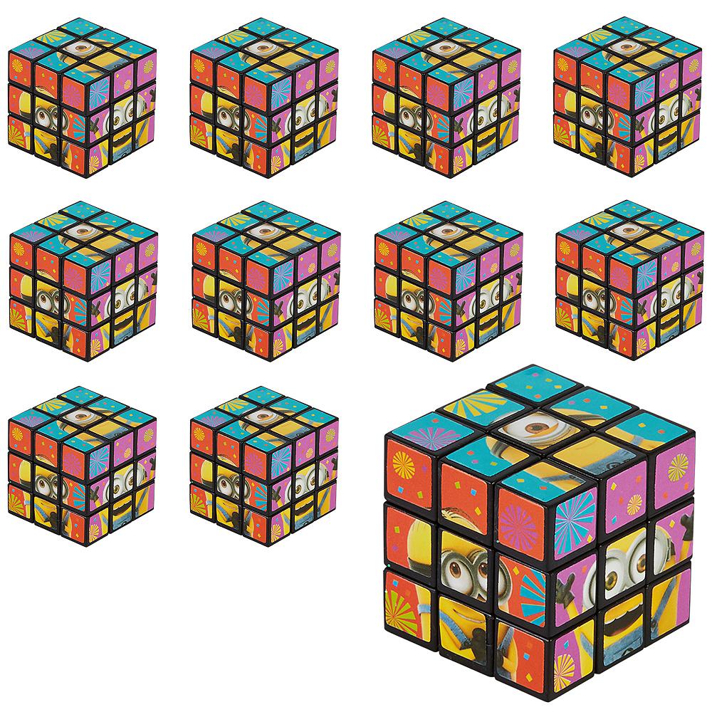 Despicable Me Puzzle Cubes 24ct Image #1