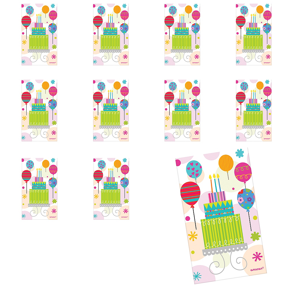 Jumbo Party Stickers 24ct Image #1