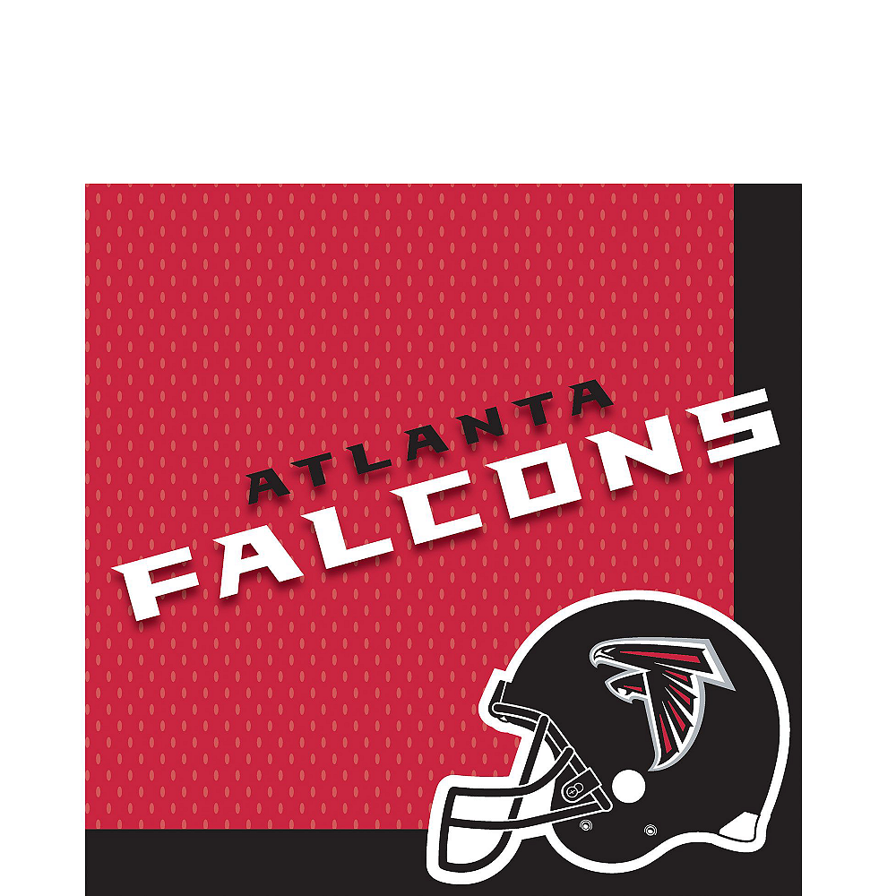 Super Atlanta Falcons Party Kit for 36 Guests Image #3
