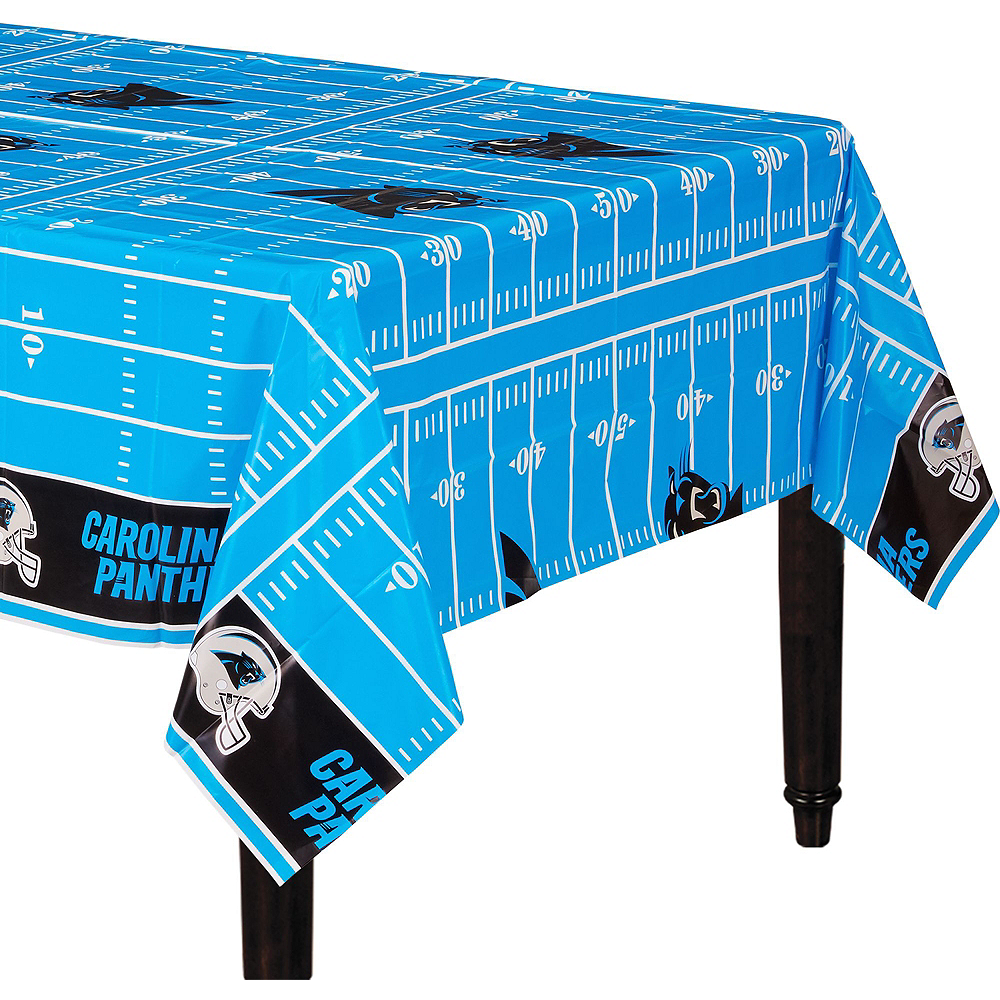 Super Carolina Panthers Party Kit for 36 Guests Image #5