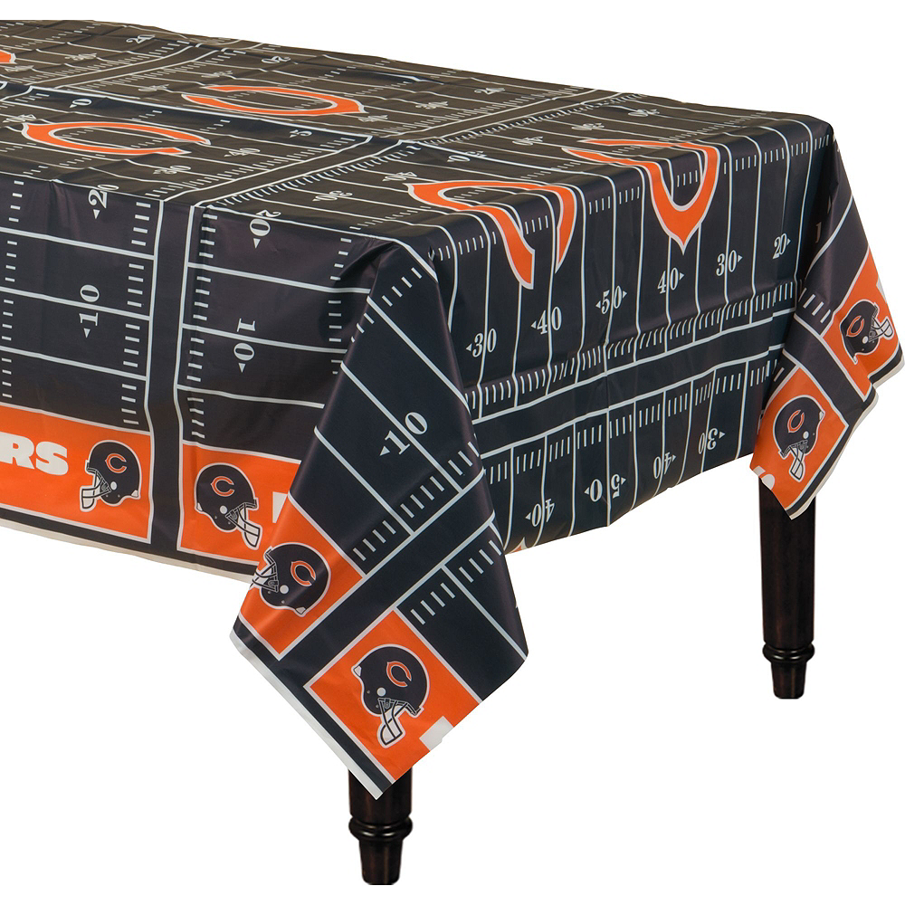 Super Chicago Bears Party Kit for 36 Guests Image #5