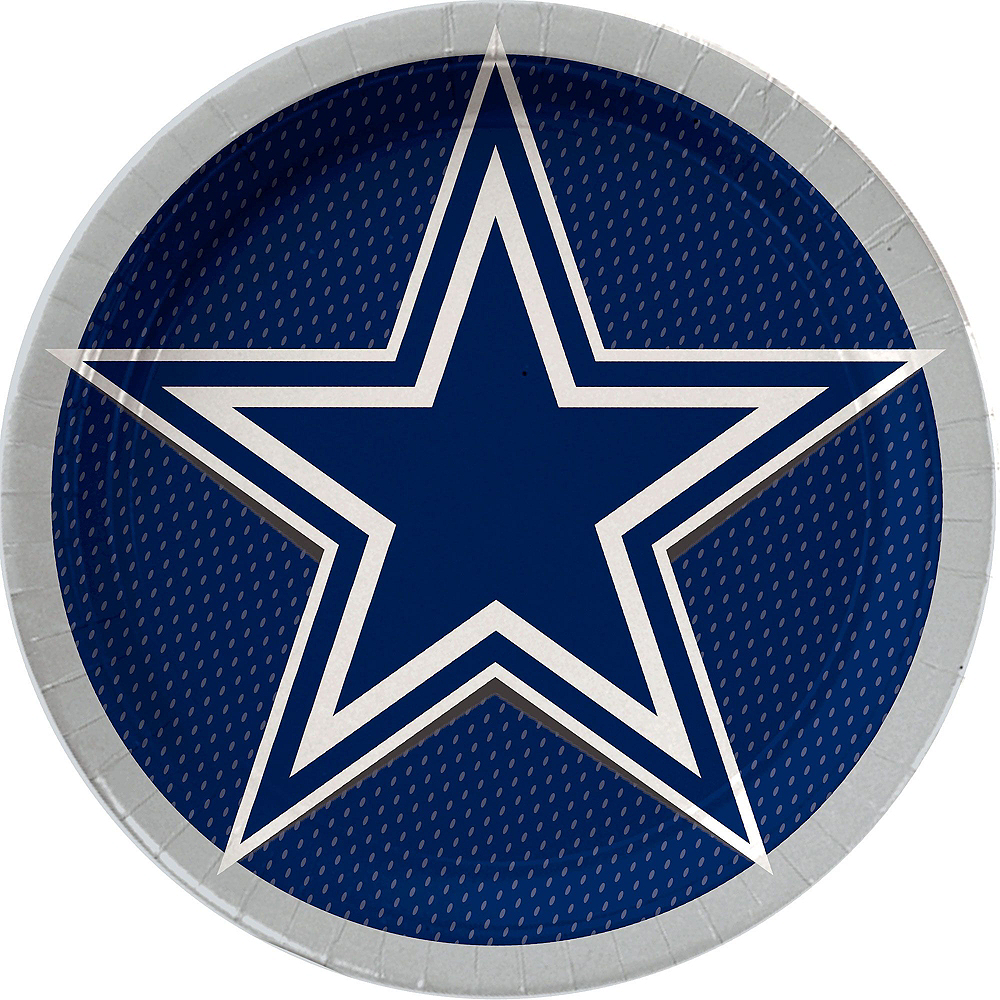 Super Dallas Cowboys Party Kit for 36 Guests Image #2