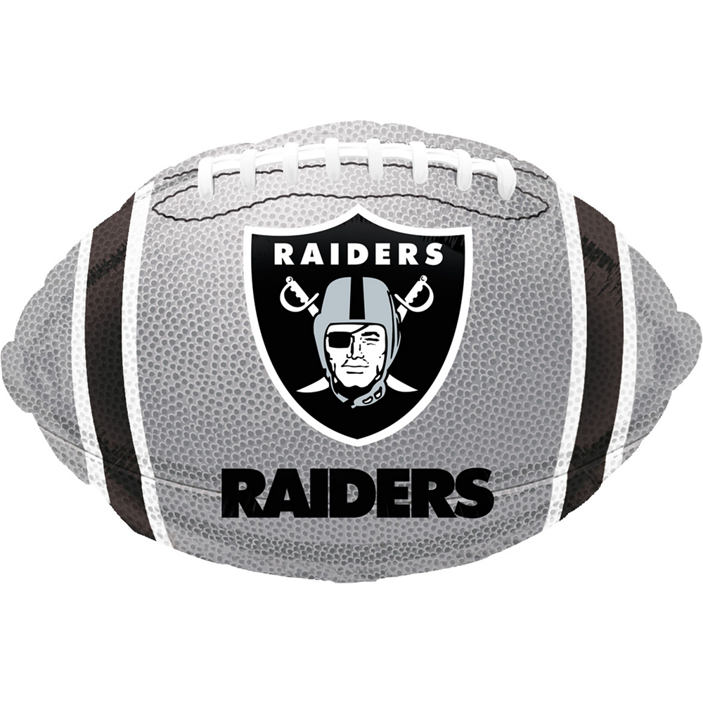 Super Oakland Raiders Party Kit for 36 Guests Image #6