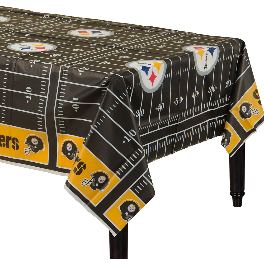 Super Pittsburgh Steelers Party Kit for 36 Guests Image #5