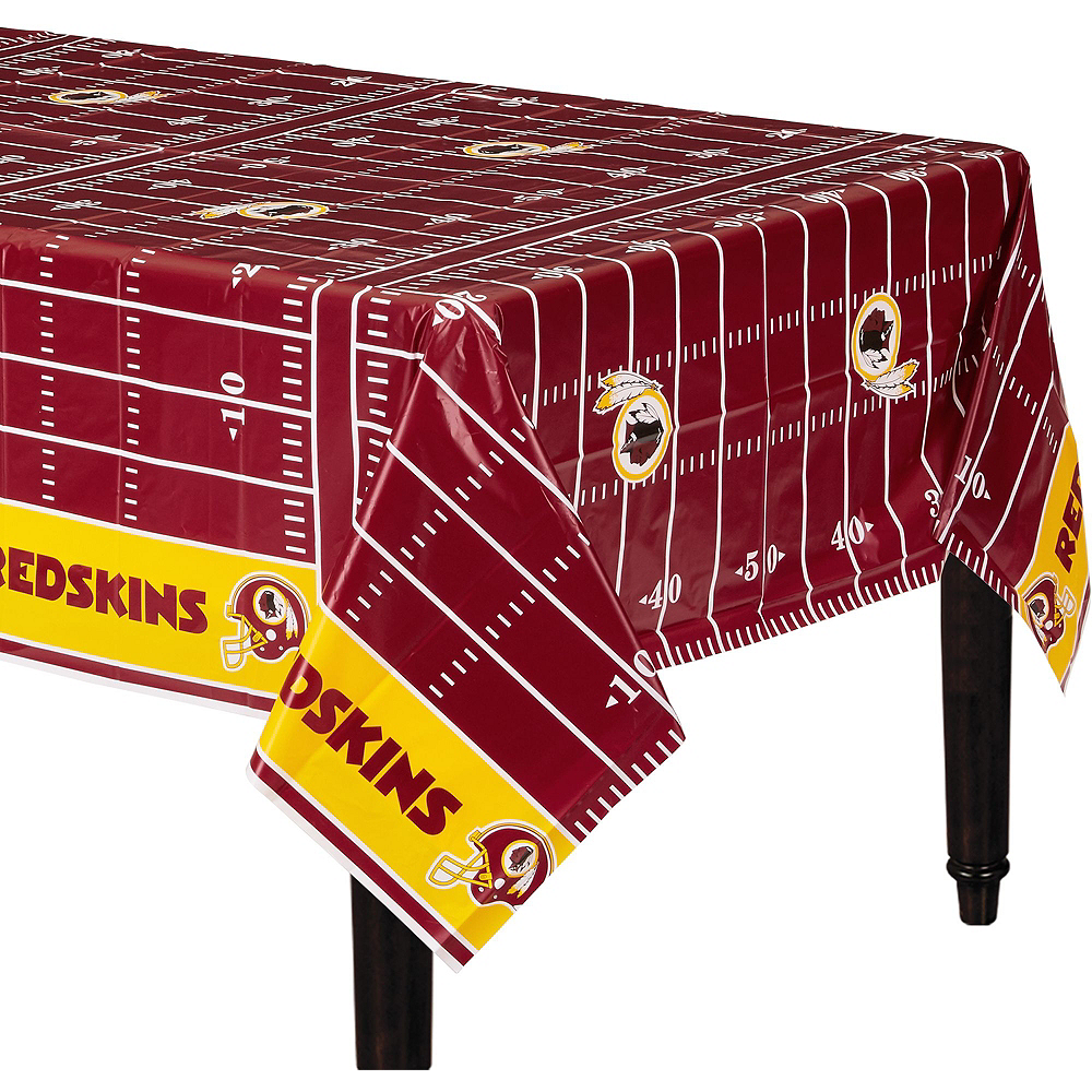 Super Washington Redskins Party Kit for 36 Guests Image #5
