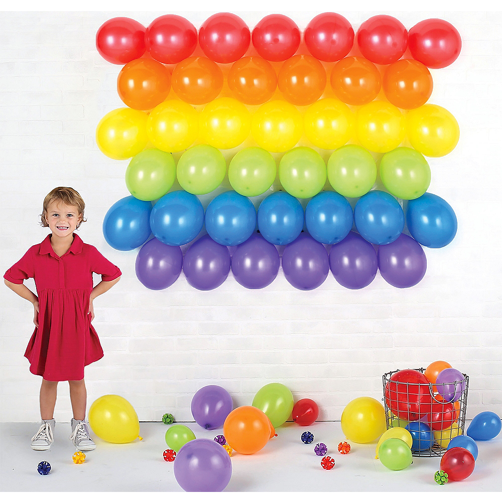 Balloon Backdrop Kit 47pc Image #1