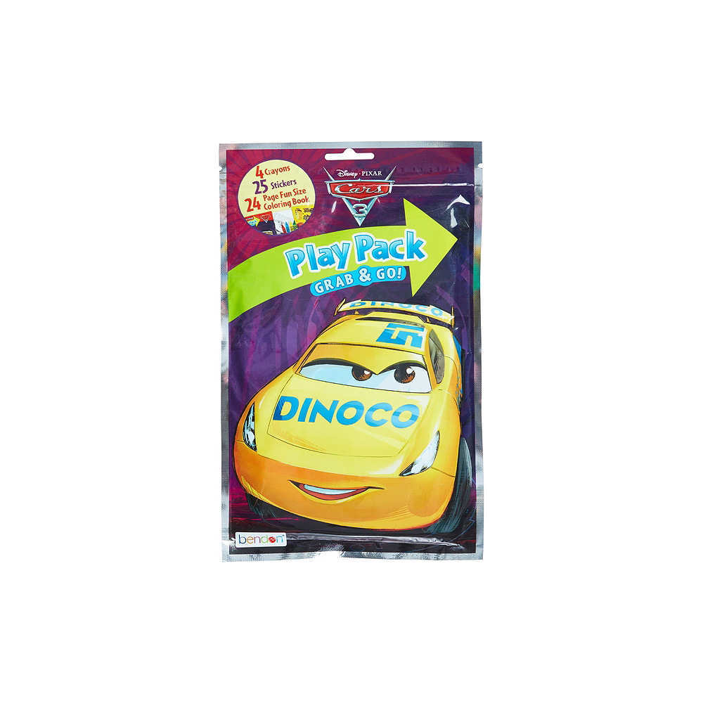 Nav Item for Cars 3 Activity Kit Image #2