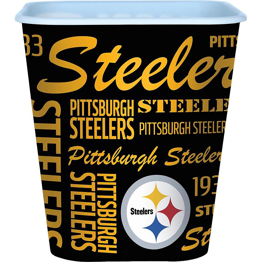Pittsburgh Steelers Snack Bucket Image #1