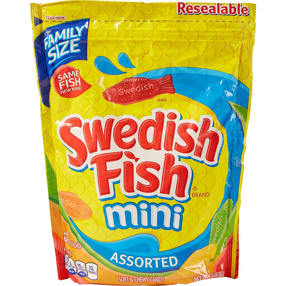 Assorted Swedish Fish Minis 348pc Image #1