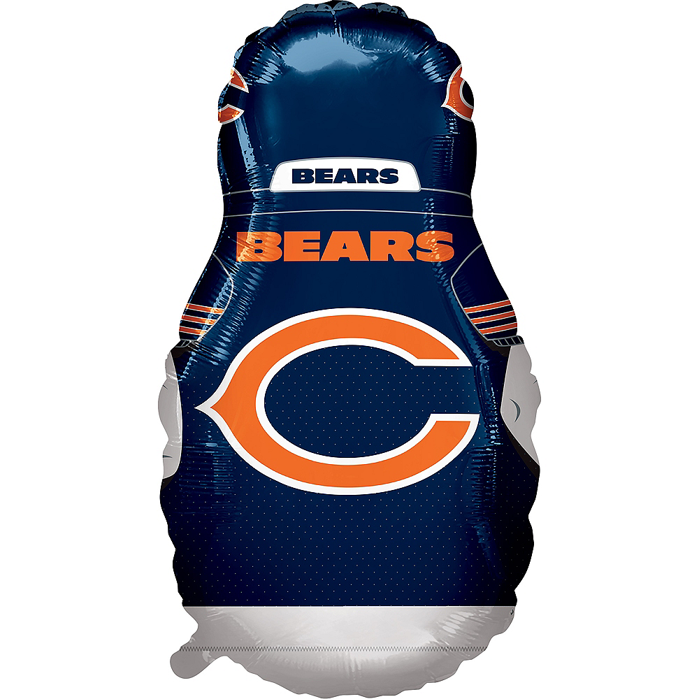 Giant Football Player Chicago Bears Balloon Image #2