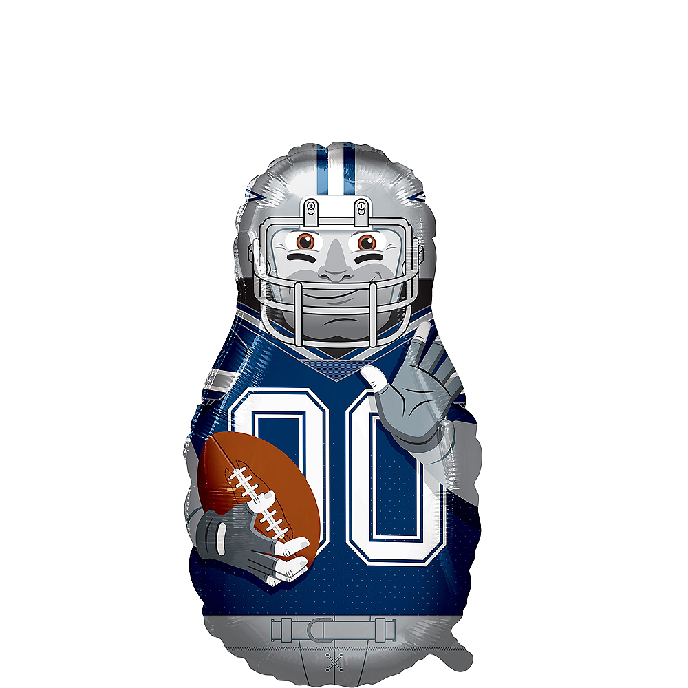 Giant Football Player Dallas Cowboys Balloon Image #1