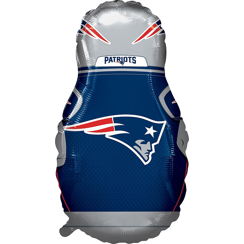 Giant Football Player New England Patriots Balloon Image #2