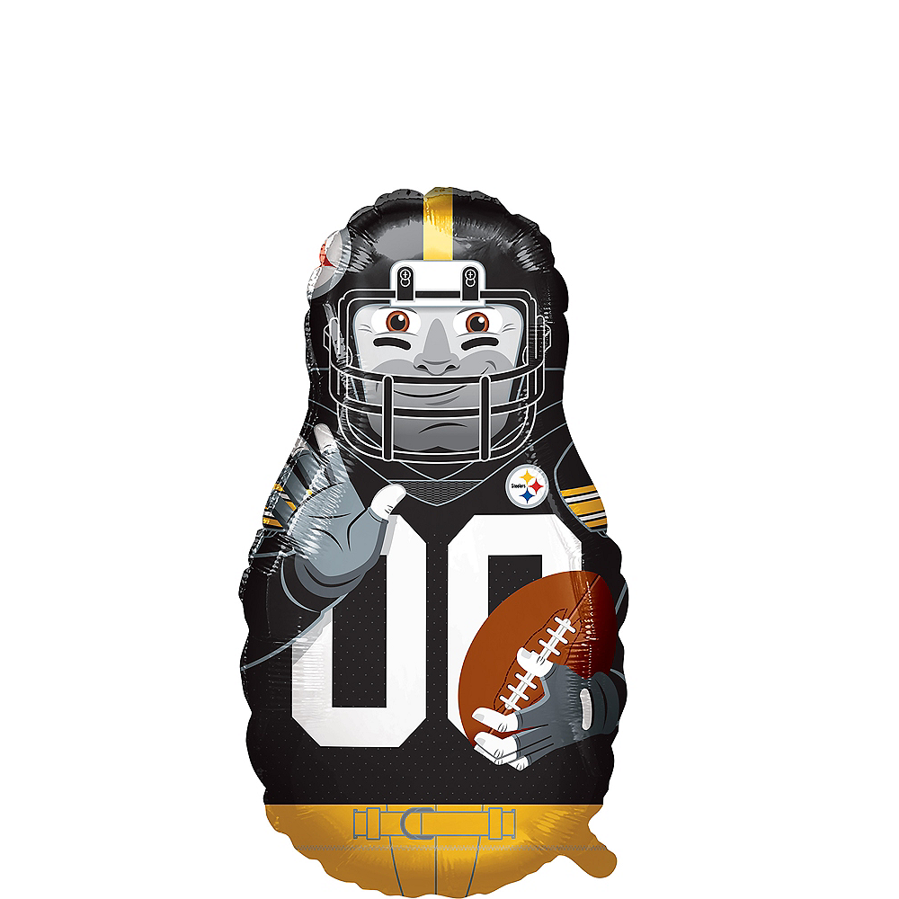 Giant Football Player Pittsburgh Steelers Balloon Image #1