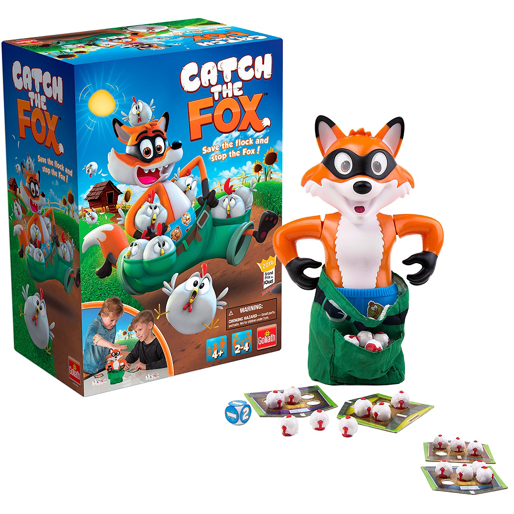 Catch the Fox Game Image #1