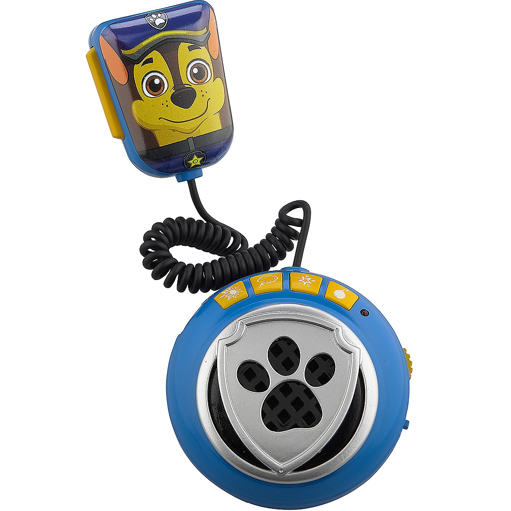 Chase Mission Command Microphone - PAW Patrol Image #2