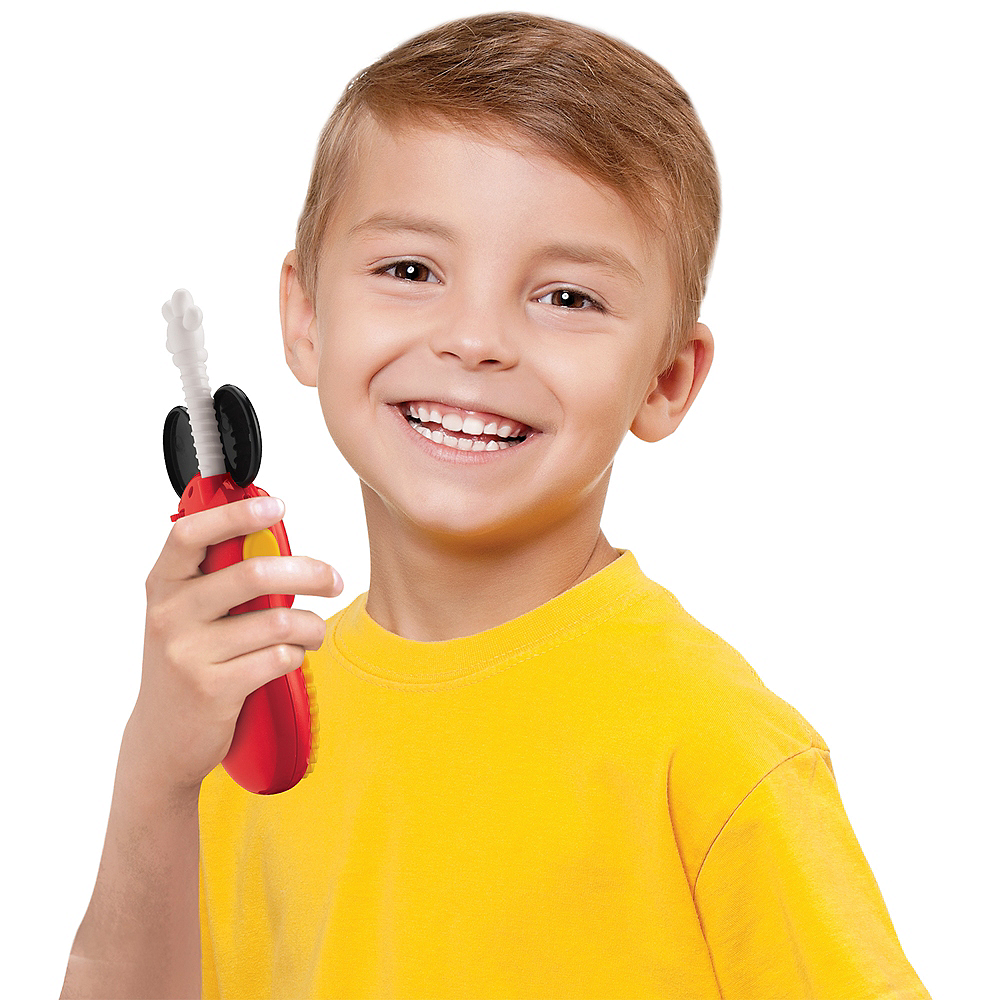 Mickey Mouse Walkie Talkies 2ct Image #2