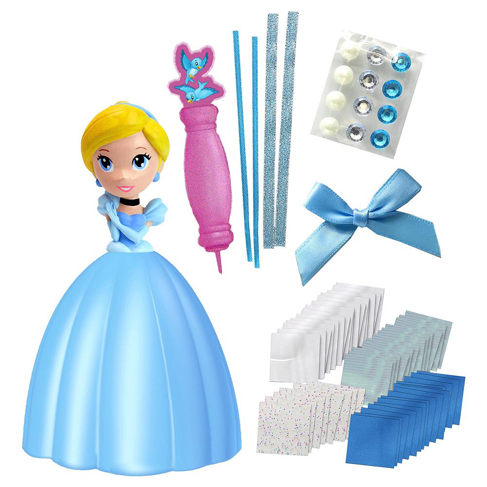 Cinderella Fashion Craft Kit Image #1