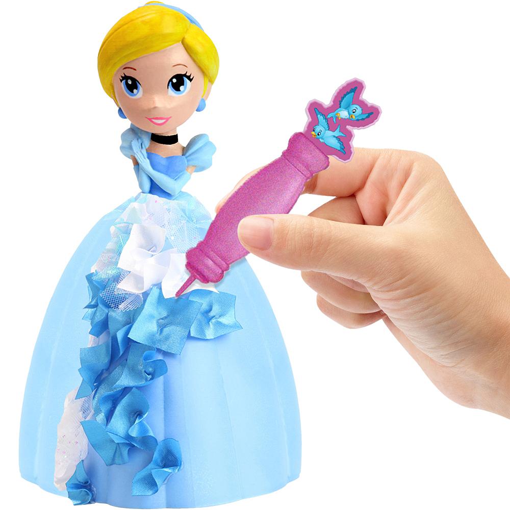 Cinderella Fashion Craft Kit Image #2