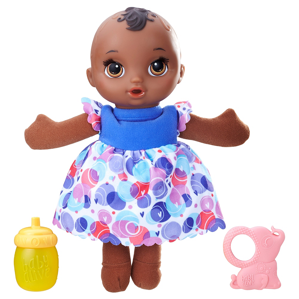 Nav Item for African American Lil Slumbers Doll 3pc Image #1