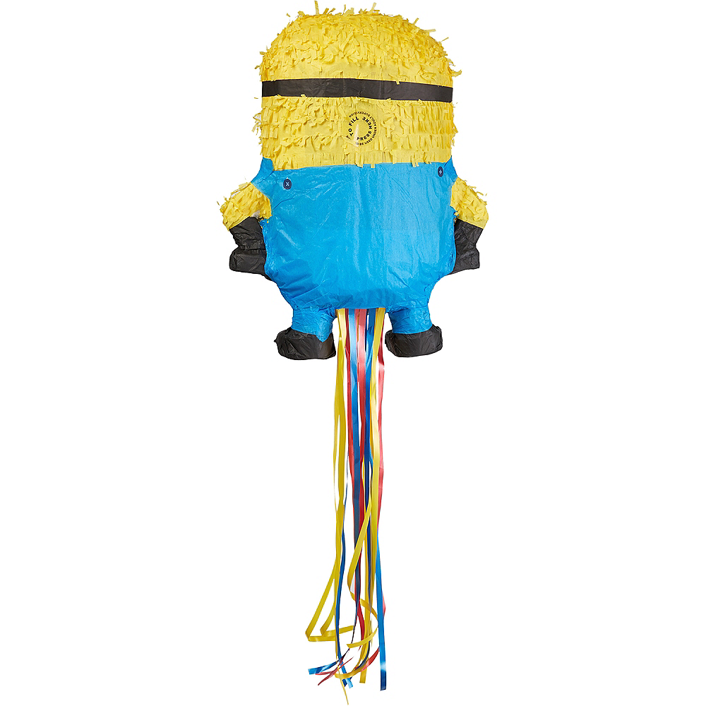 Nav Item for Pull String Phil Minion Pinata - Despicable Me 2 Image #2