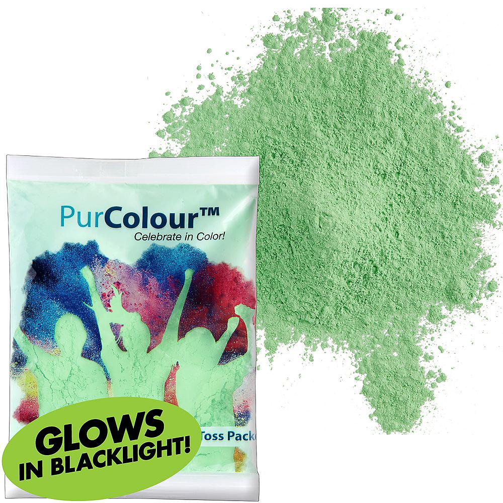 Neon Green Color Powder Image #1