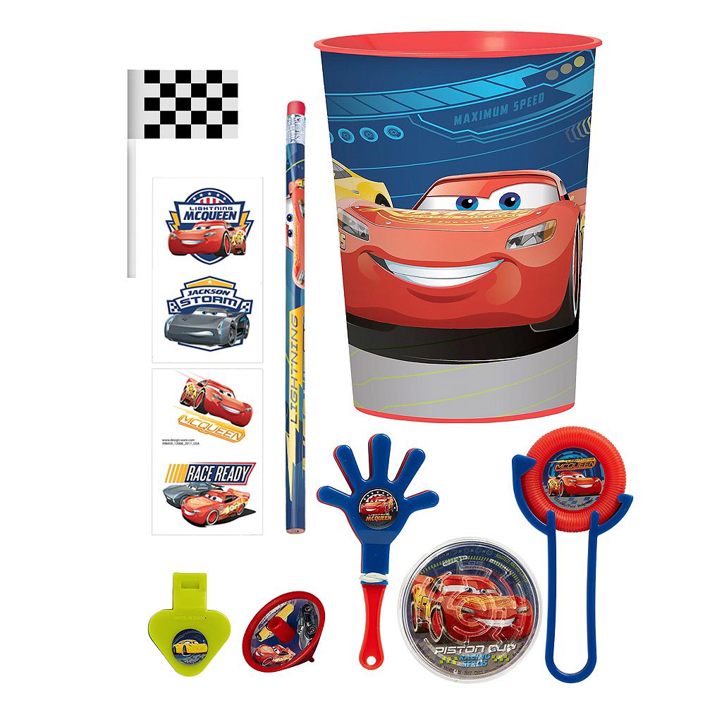 Cars 3 Super Favor Kit for 8 Guests Image #1